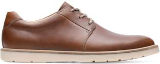 Clarks Collection By Grandin Plain Leather Sneakers
