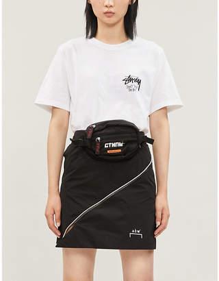 Stussy Don't Take The Bait cotton-jersey T-shirt