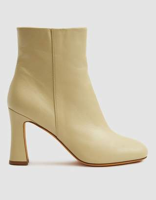 Maryam Nassir Zadeh Venus Leather Boot in Fawn