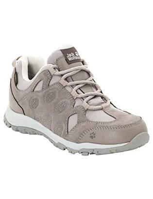 Jack Wolfskin Women's Rocksand Texapore Low Women's Waterproof Hiking Shoe Shoe