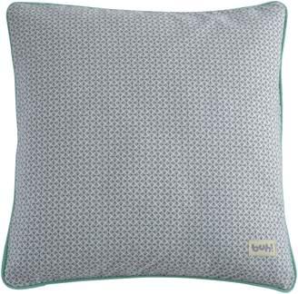 Camilla And Marc Buh! Square Cushion Poplin Collection (40 X 40 Cm, Cactus Sage)