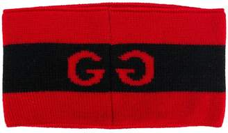 Gucci GG logo headband