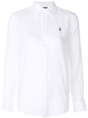 Polo Ralph Lauren (ポロ ラルフ ローレン) - Polo Ralph Lauren リネンシャツ