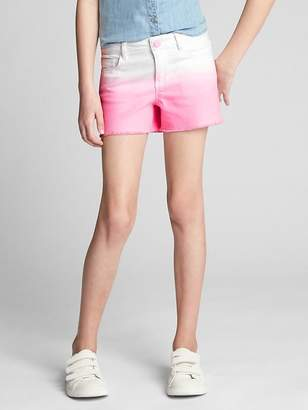 Gap Shorty Shorts in Ombre