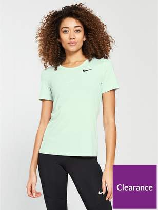 Nike Training Mesh Top - Mint