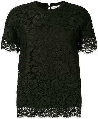 Valentino heavy lace T-shirt