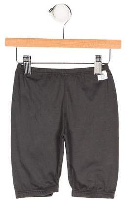 Bean's Boys' Flat Front Elasticized Pants