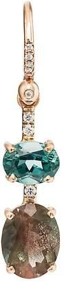 Irene Neuwirth Women's Mixed-Gemstone Drop Earring