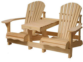 Country Comfort Chair Caped Cod Wooden Bench