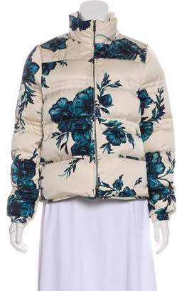Tory Burch Quilted Short Jacket