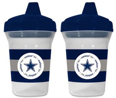 NFL Dallas Cowboys 2-Pack Sippy Cups
