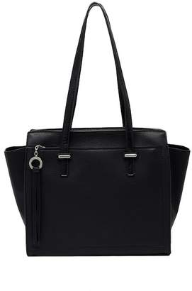 Urban Expressions Juliette Vegan Leather Satchel