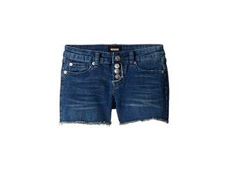 Hudson Fray Hem Shorts in Eclipse (Big Kids)