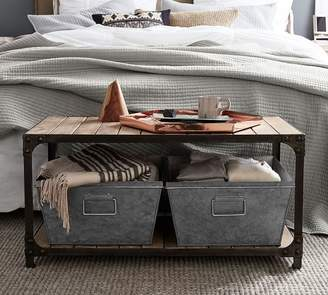 Pottery Barn Turlock Coffee Table