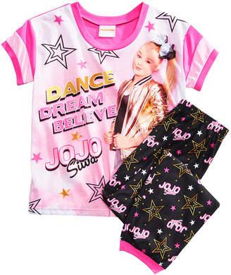 Nickelodeon JoJo Siwa 2-Pc. Pajama Set, Little Girls & Big Girls