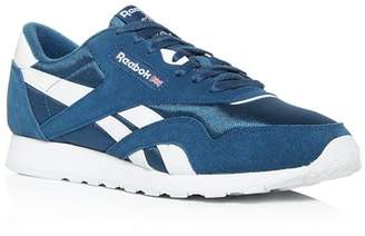 Reebok Men's Classic Lace-Up Sneakers