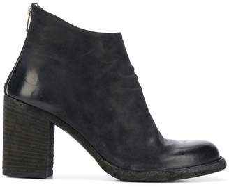Officine Creative zipped ankle boots