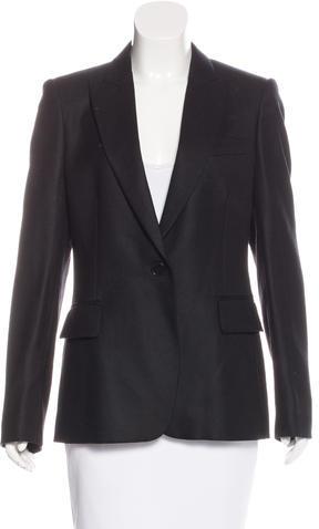 Stella McCartneyStella McCartney Long Sleeve Wool Blazer