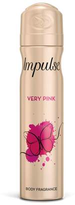 Impulse Very Pink Body Spray Deodorant 75ml
