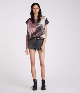 AllSaints Rip Pina T-Shirt