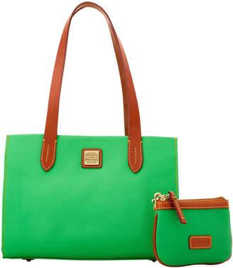 Dooney & Bourke Eva Small Shopper W Med Wristlet