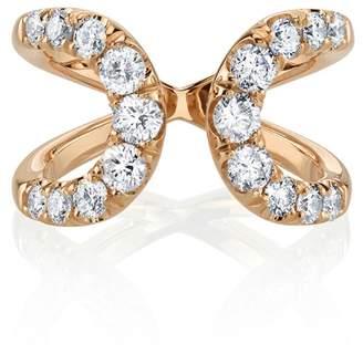 Ark Diamond Quantum Ring - Rose Gold