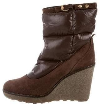 Moncler Puffer Down Boots
