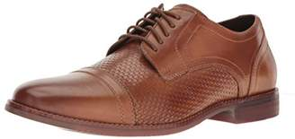 Rockport Men's Style Purpose Woven Cap Toe Oxford
