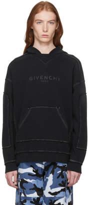 Givenchy Black Paris Hoodie