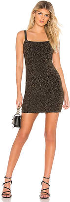 by the way. Melissa Sparkle Mini Dress