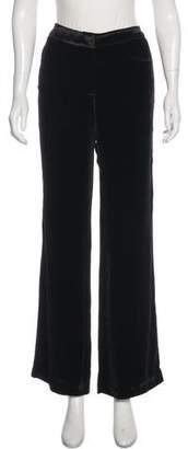 Jenni Kayne High-Rise Velvet Pants w/ Tags