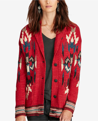 Denim & Supply Ralph Lauren Boyfriend Shawl Cardigan $145 thestylecure.com