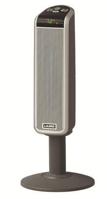 Lasko 1,500 Watt Portable Electric Fan Tower Heater with Digital Remote