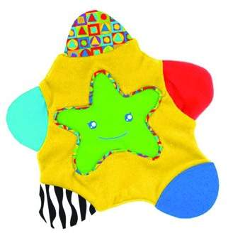 Learning Curve Brands Star Blankie