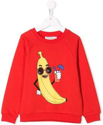 Mini Rodini Cool Banana print sweatshirt