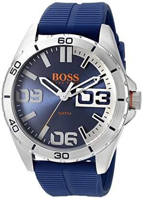 HUGO BOSS Orange Men's 1513286 berlin Analog Display Quartz Watch