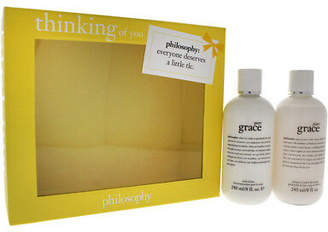 philosophy Thinking of You 8oz Pure Grace Shampo Bath & Shower Gel, 8oz Pure