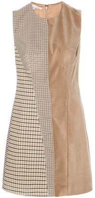 Stella McCartney panelled shift dress