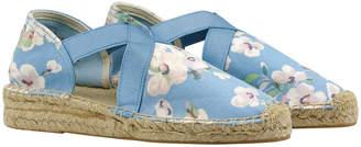 Cath Kidston Wellesley Blossom Elasticated Espadrilles