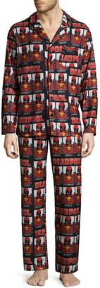 Star Wars STARWARS Dead Pool Men's Pajama Set