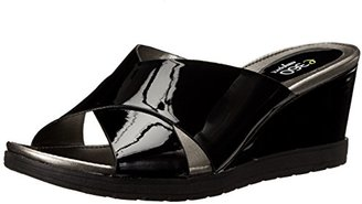Easy Spirit Women's Hartlyn Wedge Sandal $12.18 thestylecure.com