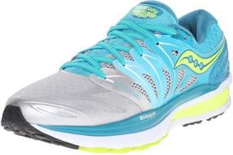 Saucony Women's Hurricane ISO 2 Road Running Shoe