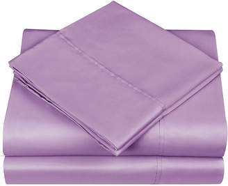 Asstd National Brand Cathay Home 300tc Rayon from Bamboo/Cotton Sheet Set