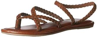 Mia Women's Braid Flat Sandal