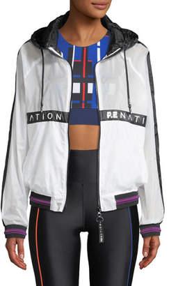 P.E Nation Two-Klicks Zip-Front Jacket