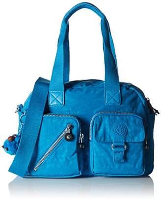 Kipling Womens Defea Shoulder Bag ICY Blue