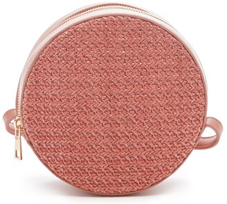 Sole Society Apryl Circle Crossbody Bag