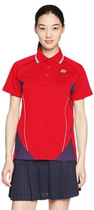 Yonex (ヨネックス) - (ヨネックス) YONEX ソフトテニスウェア ポロシャツ 20427 [レディース] 20427 496 サンセットレッド (496) L