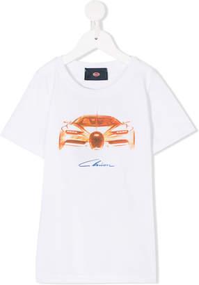 Bugatti Kids printed T-shirt