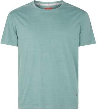 Isaia Silk-Cotton T-Shirt